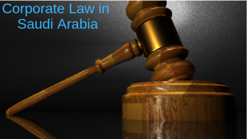 Corporate Law in Saudi Arabia