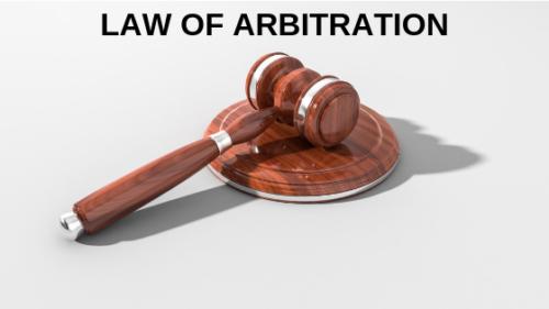 Law of Arbitration in Saudi Arabia