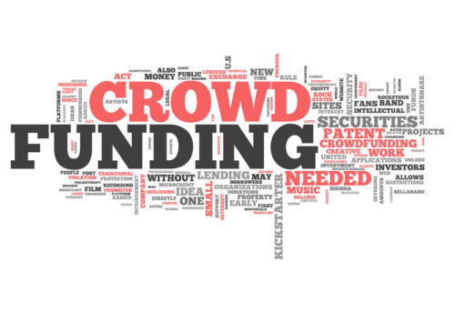 Crowdfunding in Saudi Arabia