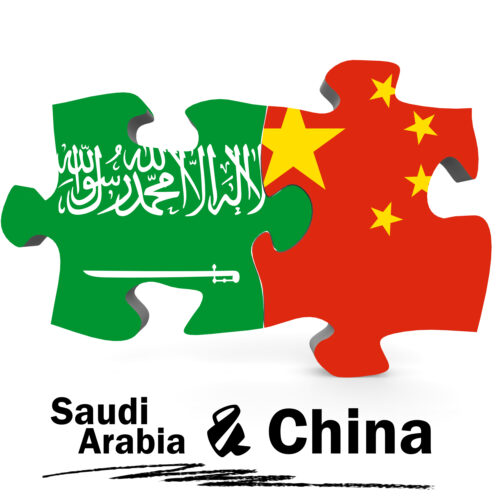 Saudi Arabia's Relations with China