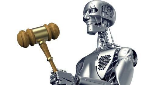 Will Saudi Arabian Law Firms Be Replaced With Robots?